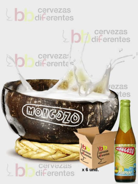 Mongonzo coco calabaza_mango_cervezas_diferentes