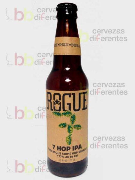 Rogue Farm 7 Hops IPA_EEUU_cervezas diferentes