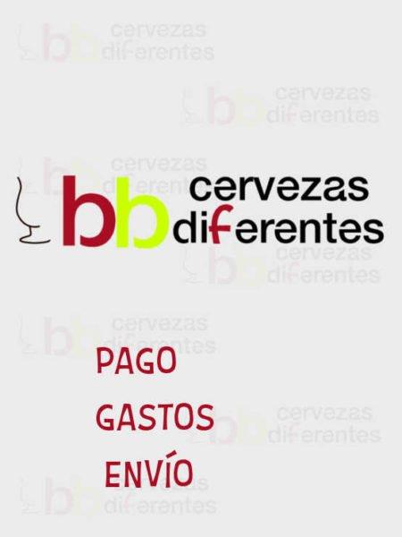 PAGO GASTOS ENVÍO CERVEZAS DIFERENTES