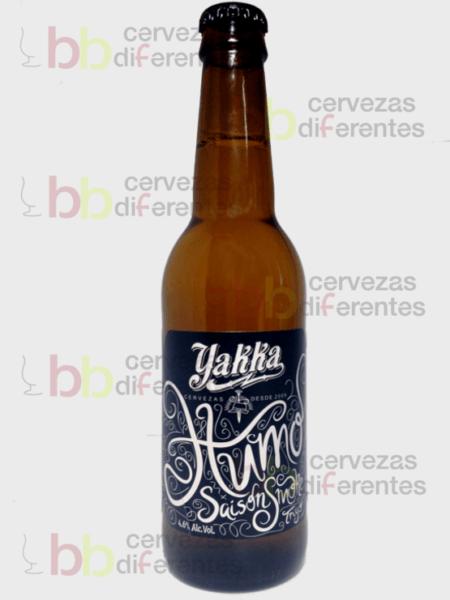 Yakka Humo_cerveza artesana murcia_cervezas diferentes