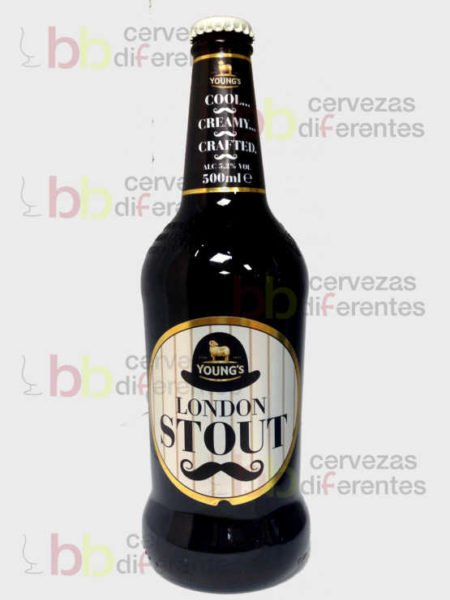 Youngs London Stout_Inglaterra_cervezas_diferentes