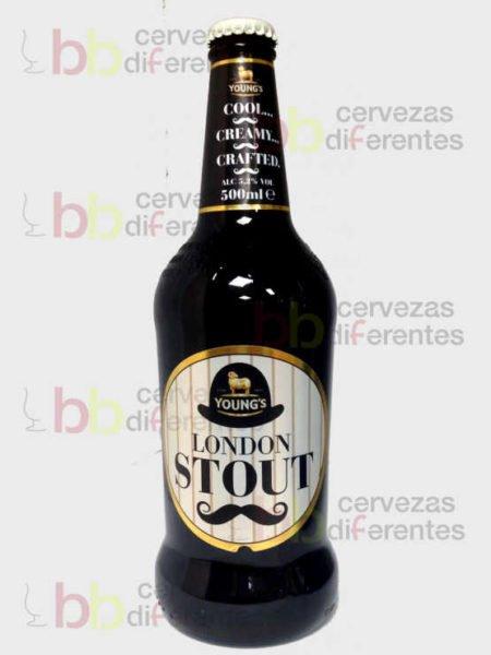 Youngs London Stout_Inglaterra_cervezas_diferentes