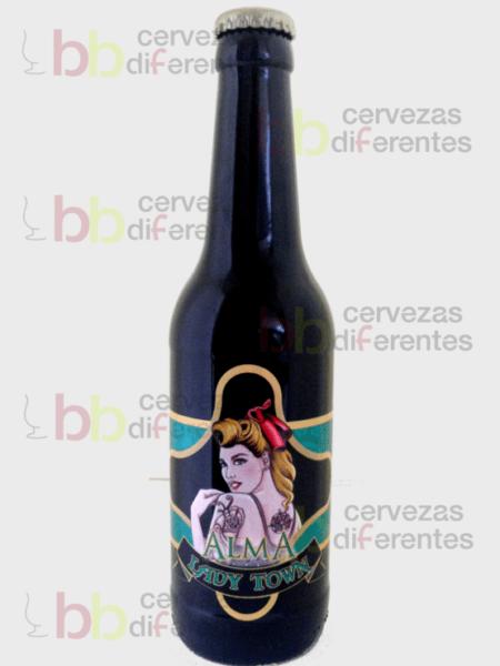Alma Lady Town_artesana Malaga_cervezas diferentes