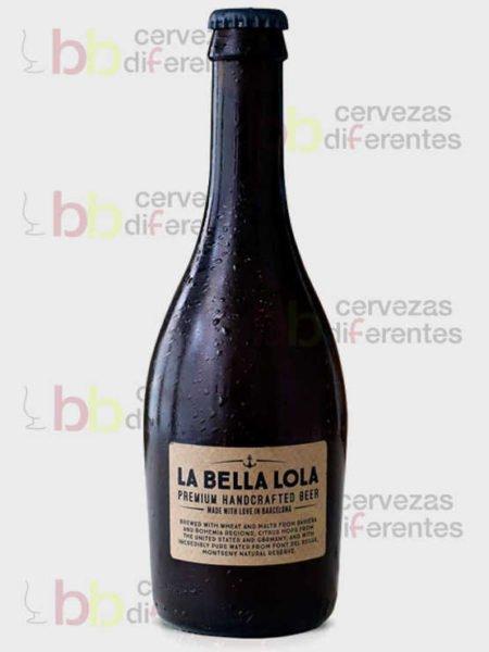 Barcelona Beer La Bella Lola_Barcelona_cervezas_diferentes