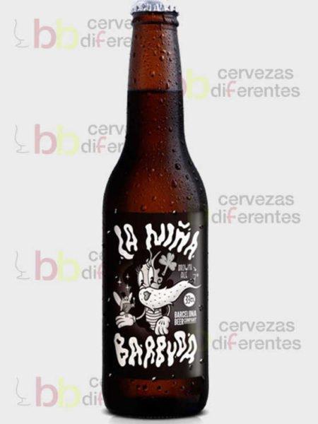Barcelona Beer La Niña Barbuda_Barcelona_cervezas_diferentes