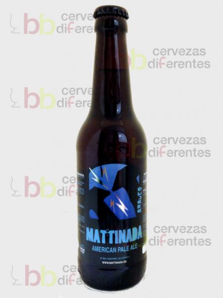Mattinada Arauco artesana_cervezas diferentes
