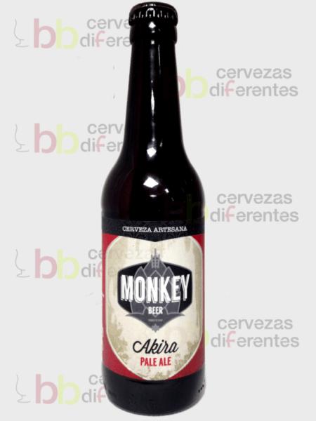 Monkey Akira Pale Ale_cerveza artesana toledo_cervezas diferentes