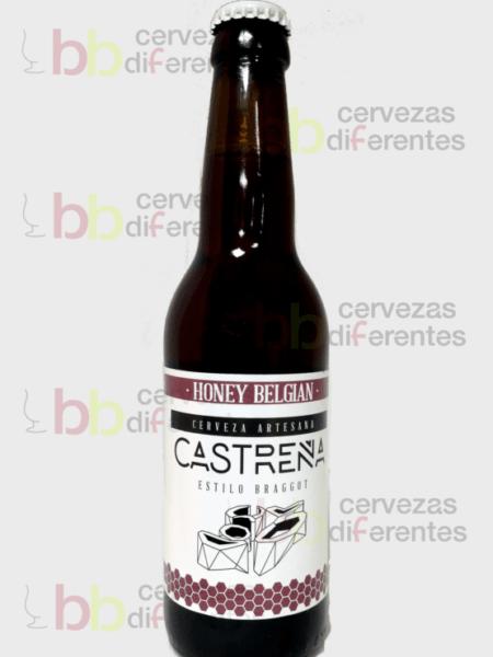 Castreña_Honey Belgian_artesana_cervezas diferentes