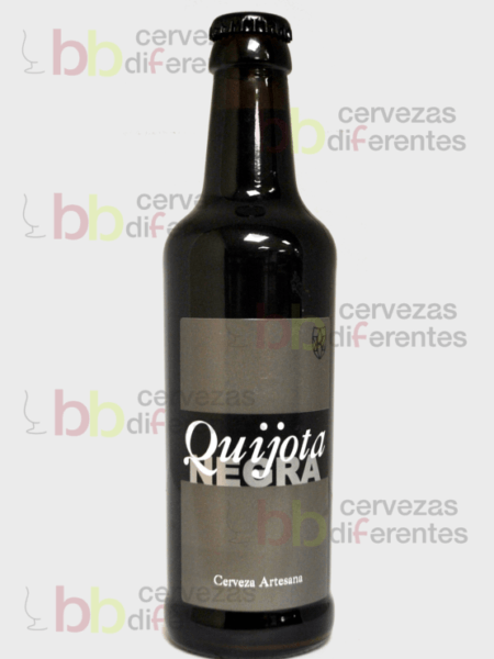 Quijota negra artesana albacete_stout_ cervezas diferentes 08 17