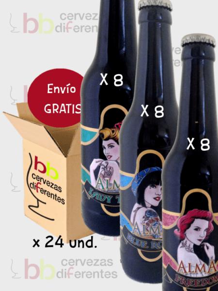 Alma Lady Town 24und 8x8x8_artesana Malaga_cervezas diferentes