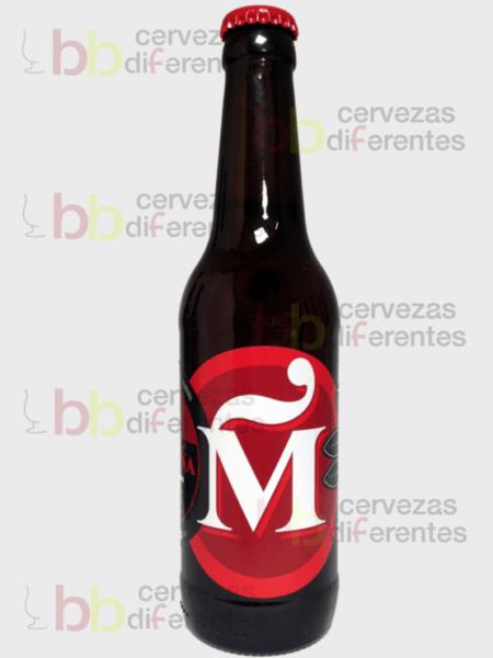 Madroña Red Ale_artesana Madrid_bot 1_cervezas diferentes