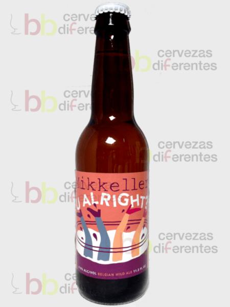 mikkeller u alright_botella 1_cervezas diferentes