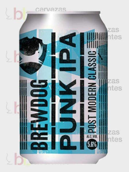 Brew dog Punk ipa_escocia_lata_cervezas_diferentes