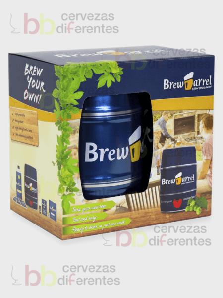Kit para elaborar cerveza_caja_cervezas diferentes