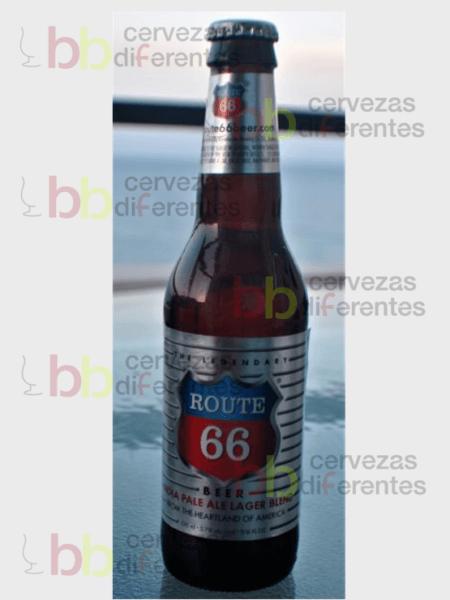 ROUTE 66 CERVEZAS DIFERENTES