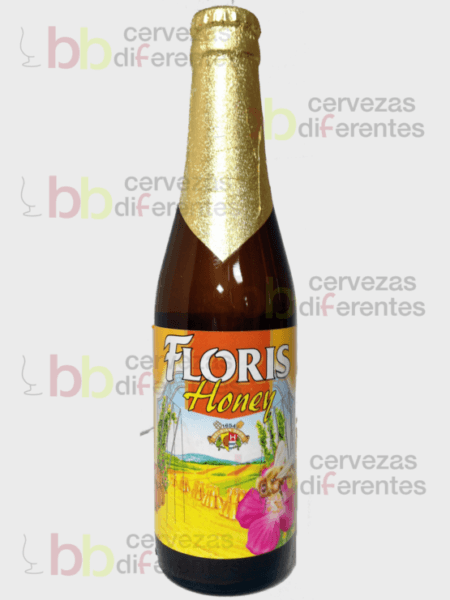 Floris Honey_belga_cervezas diferentes