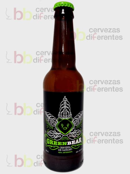 GreenBear_artesana de cañamo_bot_cervezas diferentes_