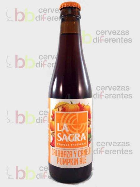 La Sagra Canela y Calabaza 33 cl_artesana_cervezas diferentes
