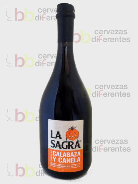 La Sagra Canela y Calabaza 75 cl_artesana_cervezas diferentes