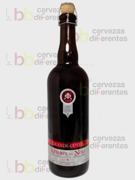Les trois Mousquetaires reserve de Noel 1801_cervezas diferentes
