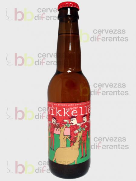Mikkeller Hoopy Lovin Christmas 1801_dinamarca_cervezas diferentes
