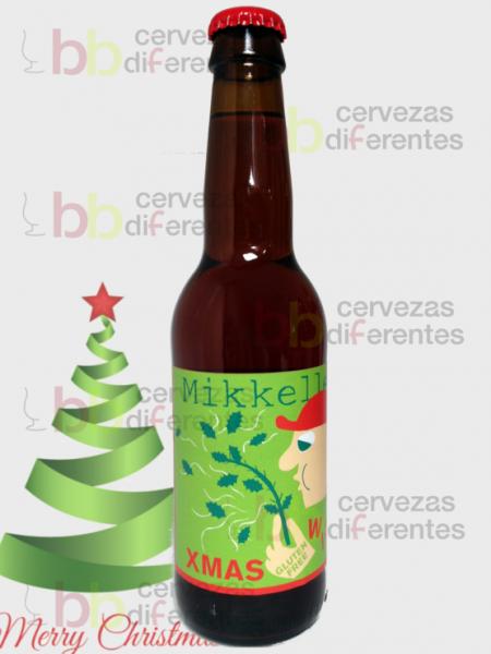 Mikkeller X_MAS_Christmas_sin gluten_cervezas diferentes