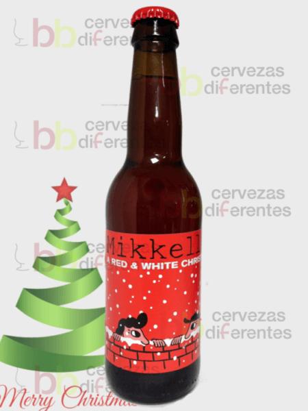 Mikkeller red & White Chirstmas_cervezas diferentes