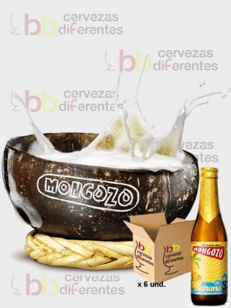 Mongonzo coco calabaza_banana_cervezas_diferentes