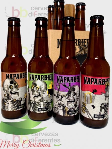Naparbier Kill Santa_regala cervezas diferentes