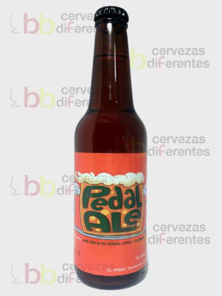 Pedal Ale_artesana_cervezas diferentes