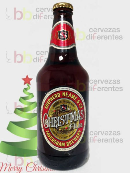 Shepherd Neame Christmas Ale_Inglaterra_navidad_cervezas_diferentes