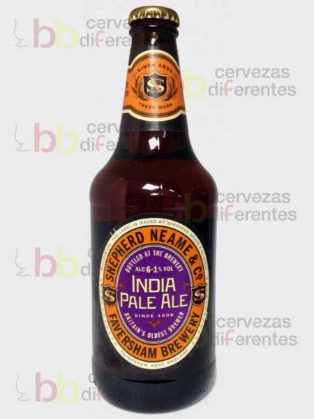 Shepherd Neame IPA_Inglaterra_cervezas_diferentes