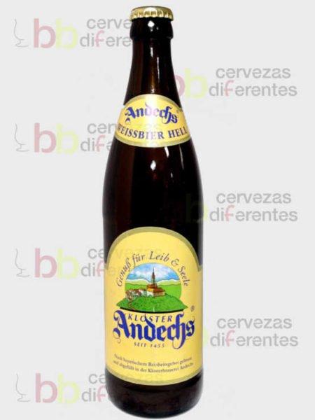Andechs Weissbier Hell_cerveza alemana_cervezas_diferentes