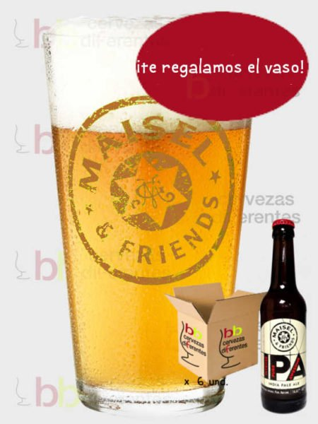 Maisel and friend_ipa__vaso_pack_cervezas_diferentes