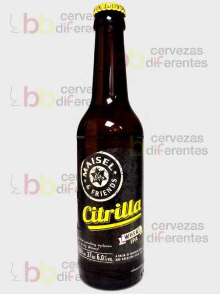 Maisel and friends_Citrilla_cervezas_diferentes