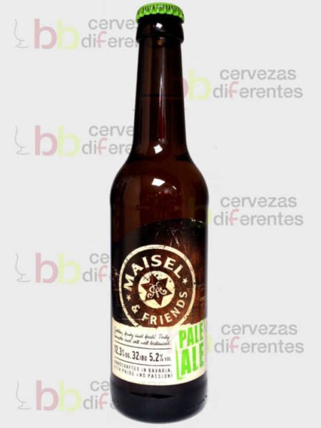 Maisel and friends_Pale Ale_cervezas_diferentes