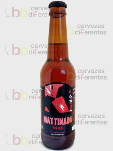 Mattinada Bitter artesana_cervezas diferentes
