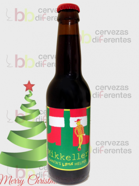 Mikkeller Santaś Little Helper_dinamarca_regala cervezas diferentes