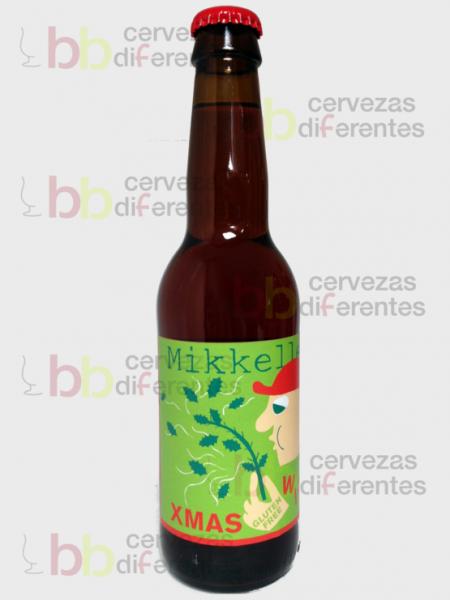 Mikkeller X_MAS_1801 Christmas_sin gluten_cervezas diferentes