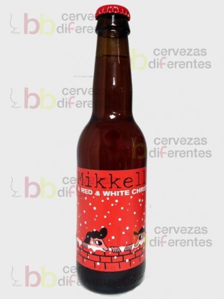 Mikkeller red & White Chirstmas 1801_cervezas diferentes