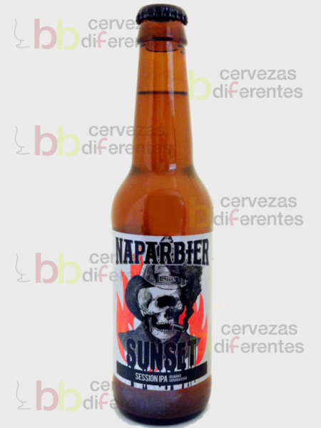 Naparbier Sunset_artesana_cervezas diferentes