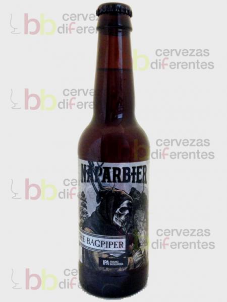 Naparbier The Bagpiper_artesana_cervezas diferentes