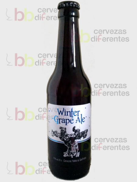 Yakka winter grape ale artesana_cervezas diferentes