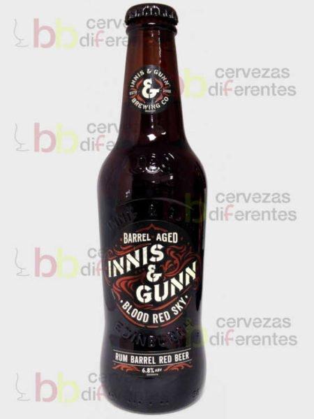 Innis & Gunn Blood Red Sky_escocia_cervezas_diferentes