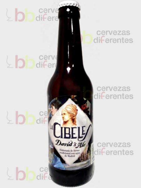 La Cibeles David s ale_artesana madrid_cervezas_diferentes