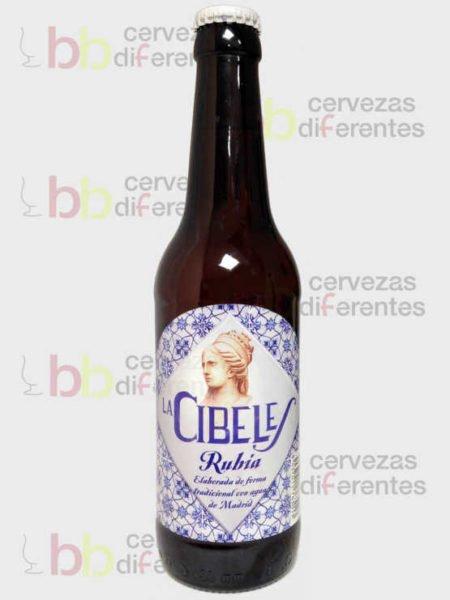 La Cibeles Rubia_artesana madrid_cervezas_diferentes