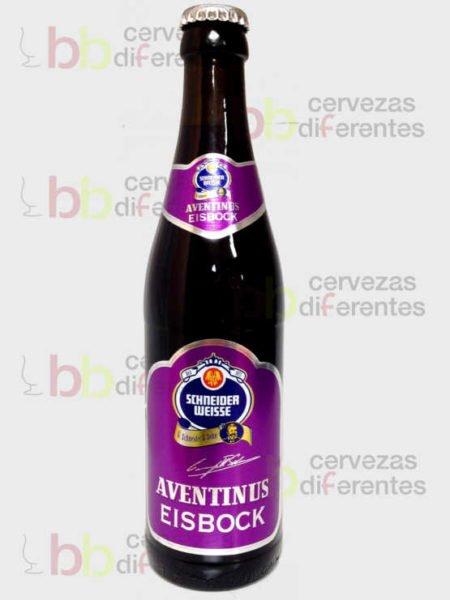 Schneider Weisse_Aventinus Eisbock_cervezas_diferentes