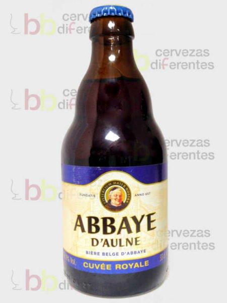 abbaye d aulne_cuvee_royale_cervezas_diferentes