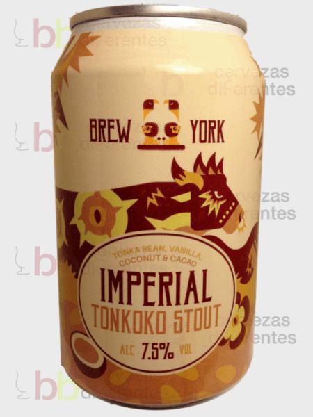 Brew York_Imperial Tonkoko_inglesa_cervezas diferentes