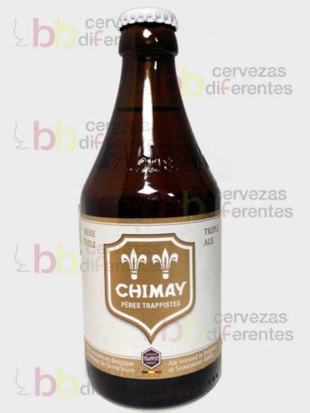 Chimay blanca_cervezas_diferentes